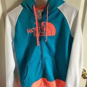 Northface zip up